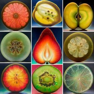 fruit cross section